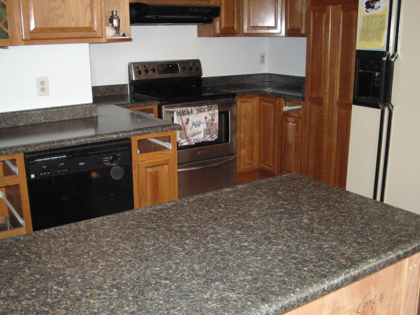 D s custom countertops photo gallery laminate for Kitchen countertops
